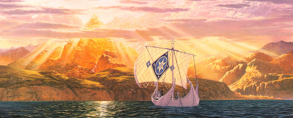 Lord Of The Rings Valinor