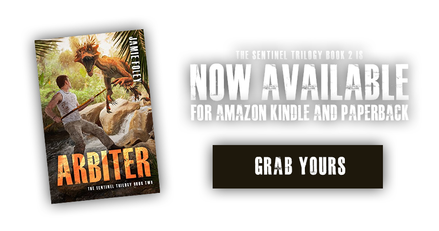 Arbiter: The Sentinel Trilogy Book 2