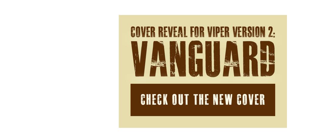 Vanguard Cover Reveal