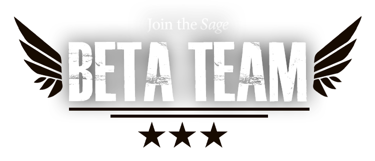 Join The Sentinel Trilogy book 3: Sage Beta Team