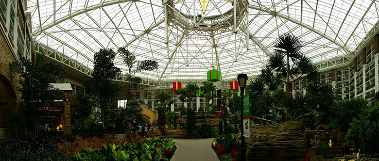 Gaylord Texan Christmas 2015