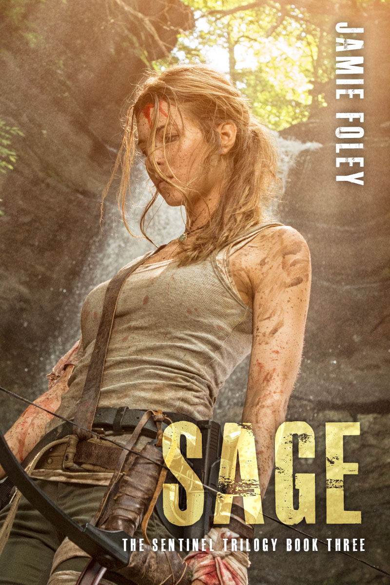 Sage: The Sentinel Trilogy Book 3