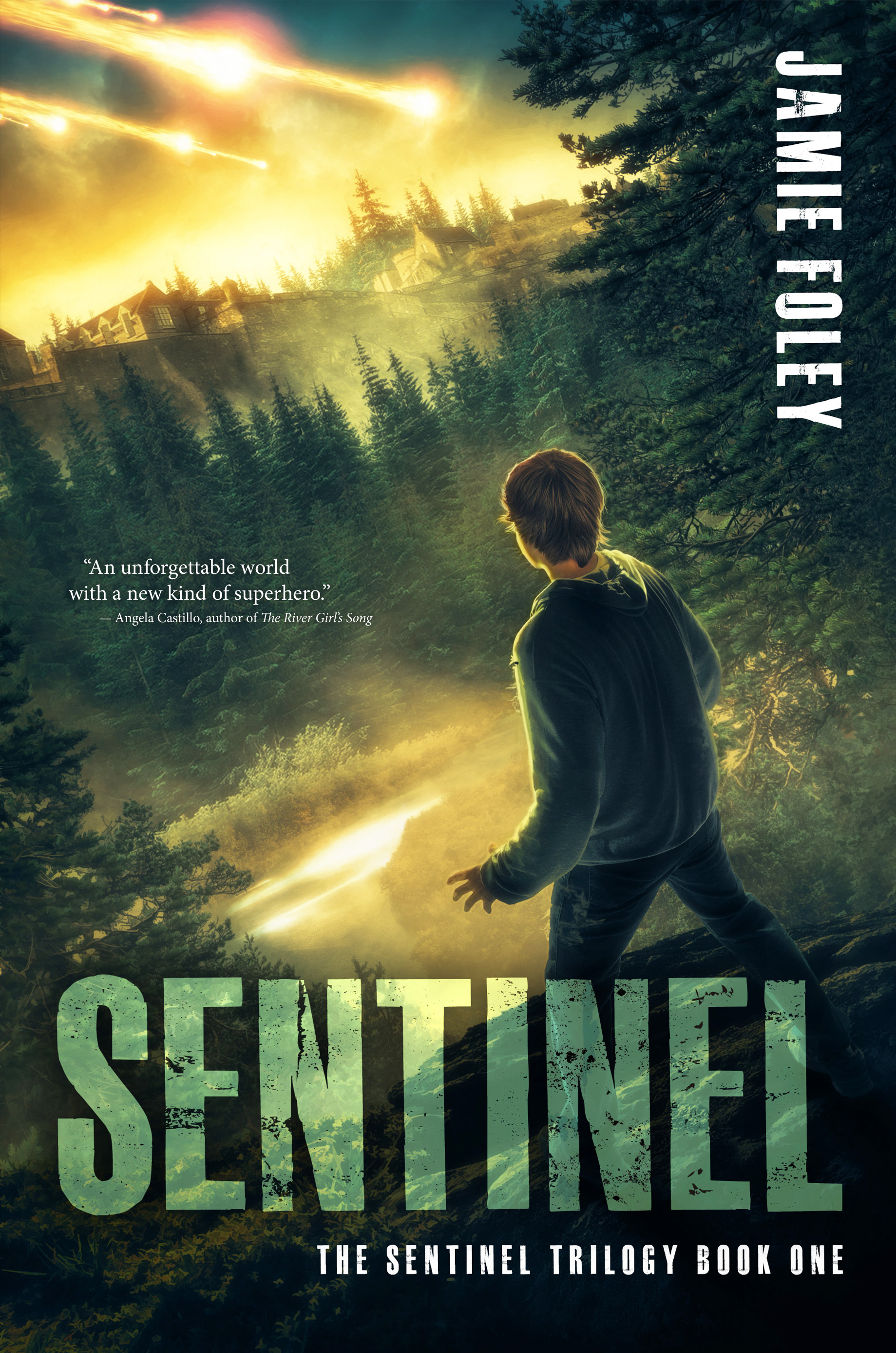 Sentinel: The Sentinel Trilogy Book 1