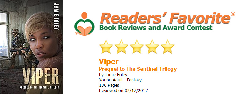 Reader's Favorite reviews Viper