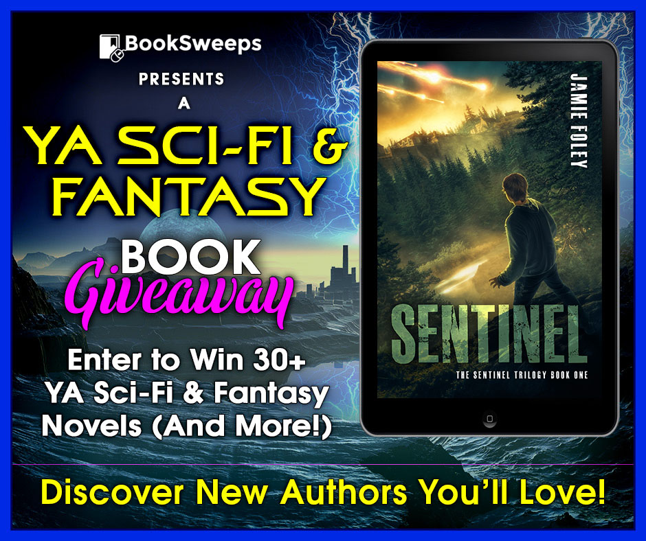 ENDS TONIGHT: Win a Kindle fire and 30+ YA Sci-Fi and Fantasy books!
