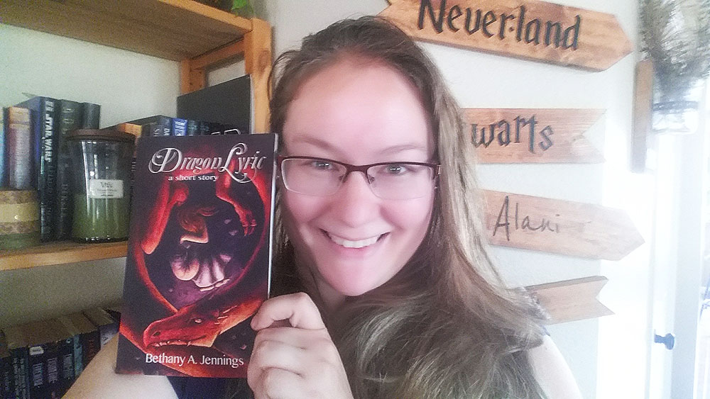 Book Review: Dragon Lyric by Bethany Jennings