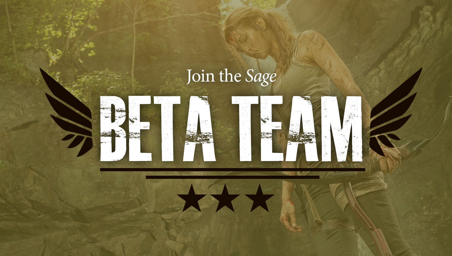 Can't wait for book 3? Join the Sage Beta Reader Team
