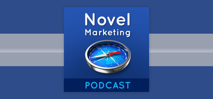 Jamie's interview with the Novel Marketing podcast on 'Free Pulsing'