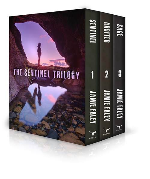 The Sentinel Trilogy Box Set