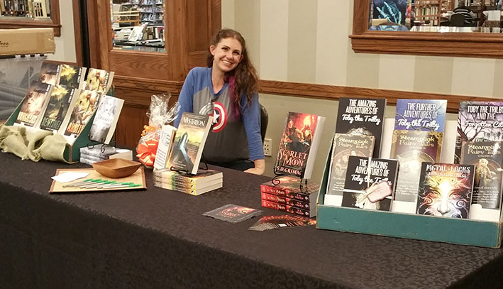 World Fantasy Convention 2017 + Giveaway winner