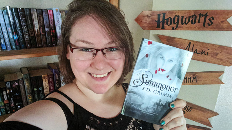 Book Review: Summoner by S.D. Grimm