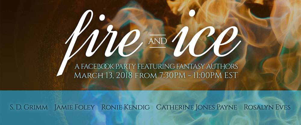 Fantasy Facebook Party: Fire & Ice