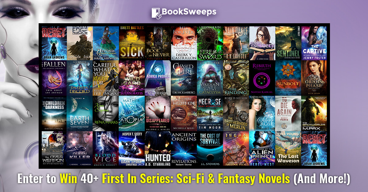 Giveaway: Kindle Fire or Nook & 40+ Sci-Fi and Fantasy novels