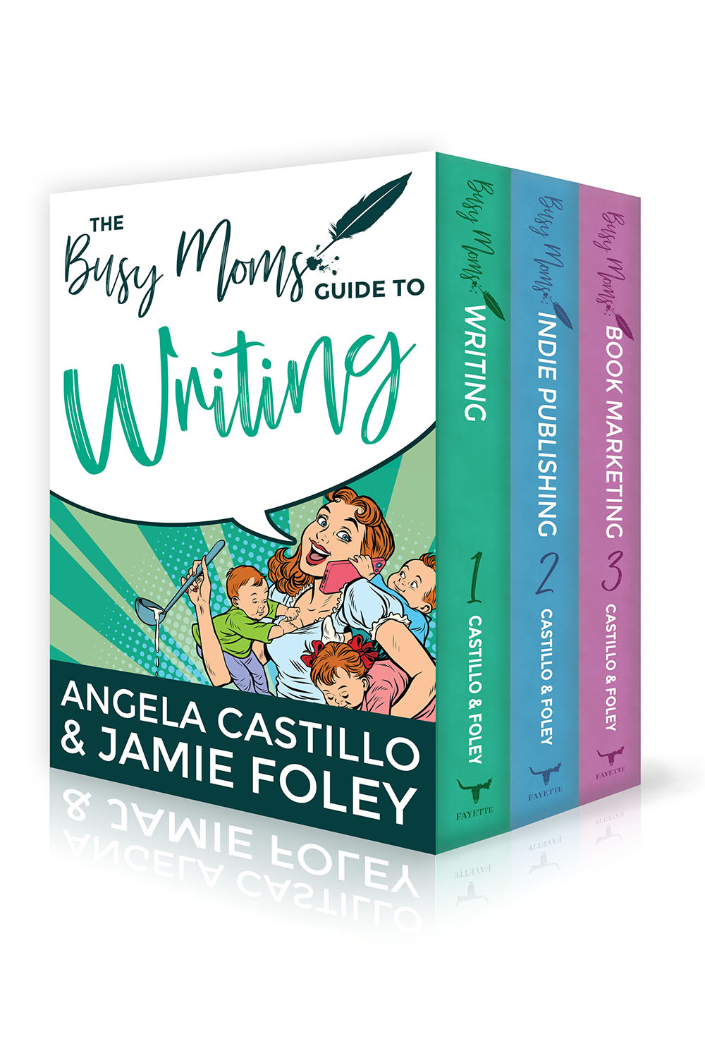 The Busy Mom's Guide to Writing Box Set