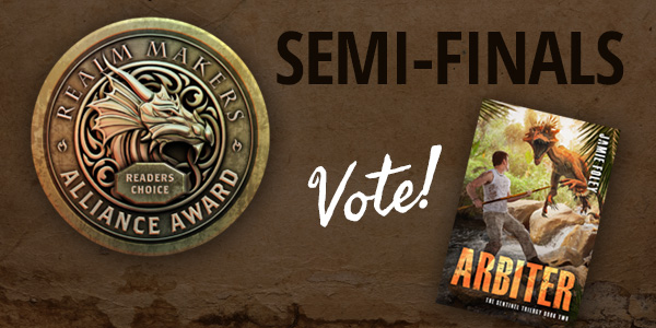 SEMI-FINALS: Vote again for Arbiter for the Alliance Awards!