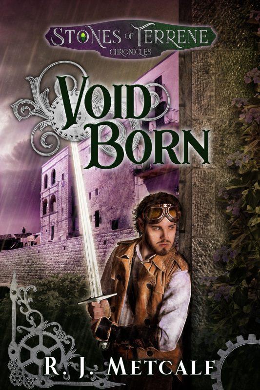 Void Born (The Stones of Terrene book 2)