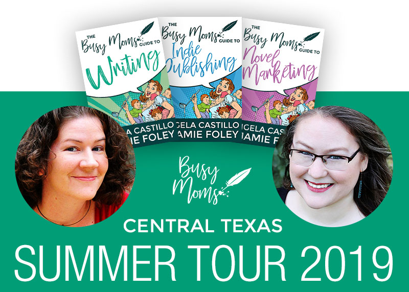 Meet Jamie this summer in Central Texas!