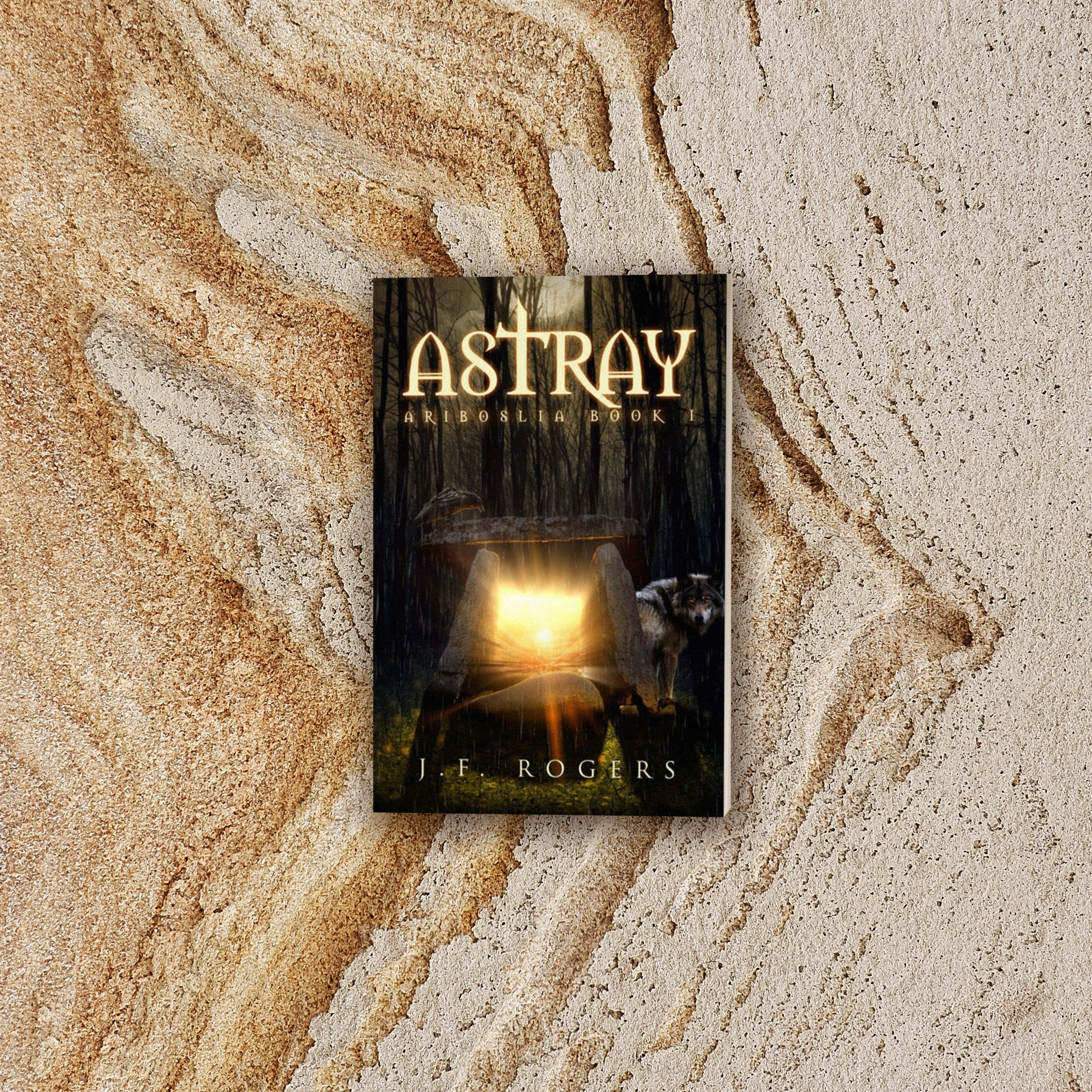 Book Review: Astray by J.F. Rogers