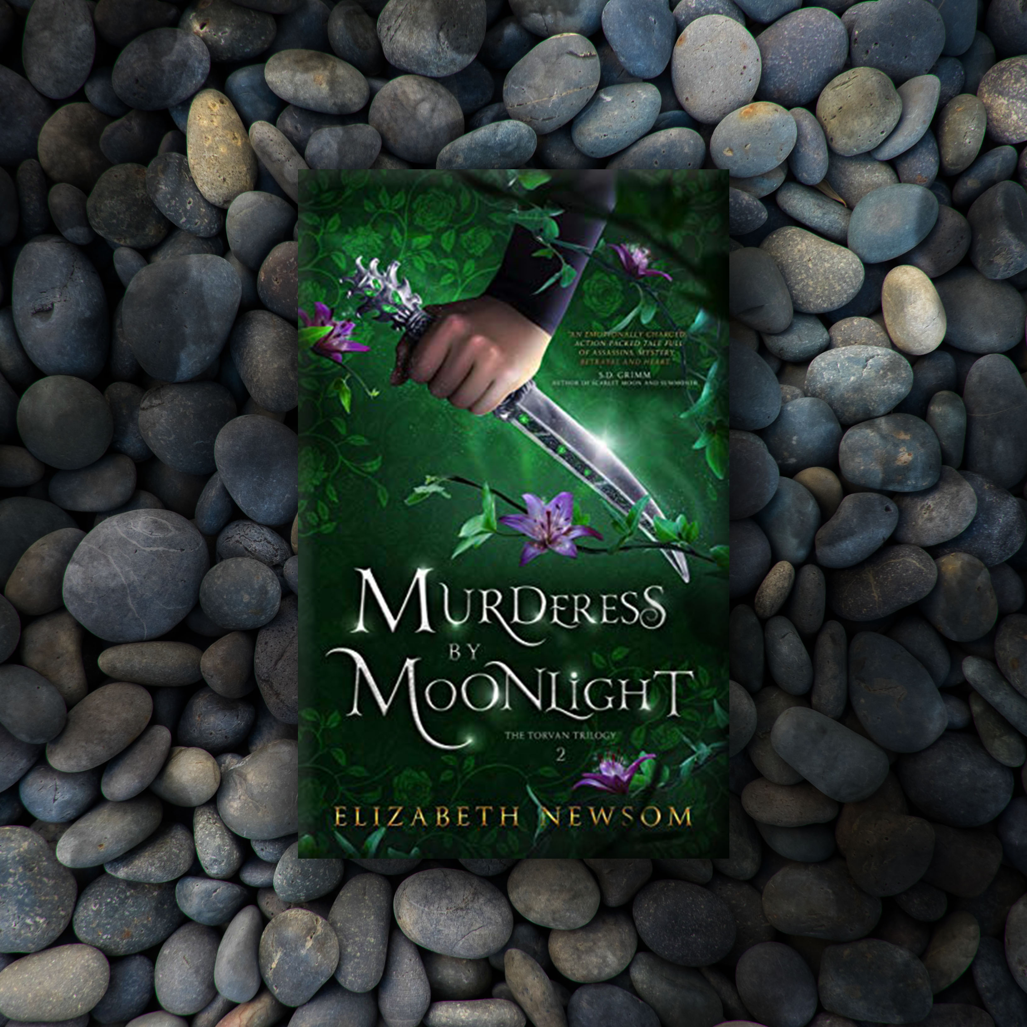 Book Review: Murderess by Moonlight by Elizabeth Newsom