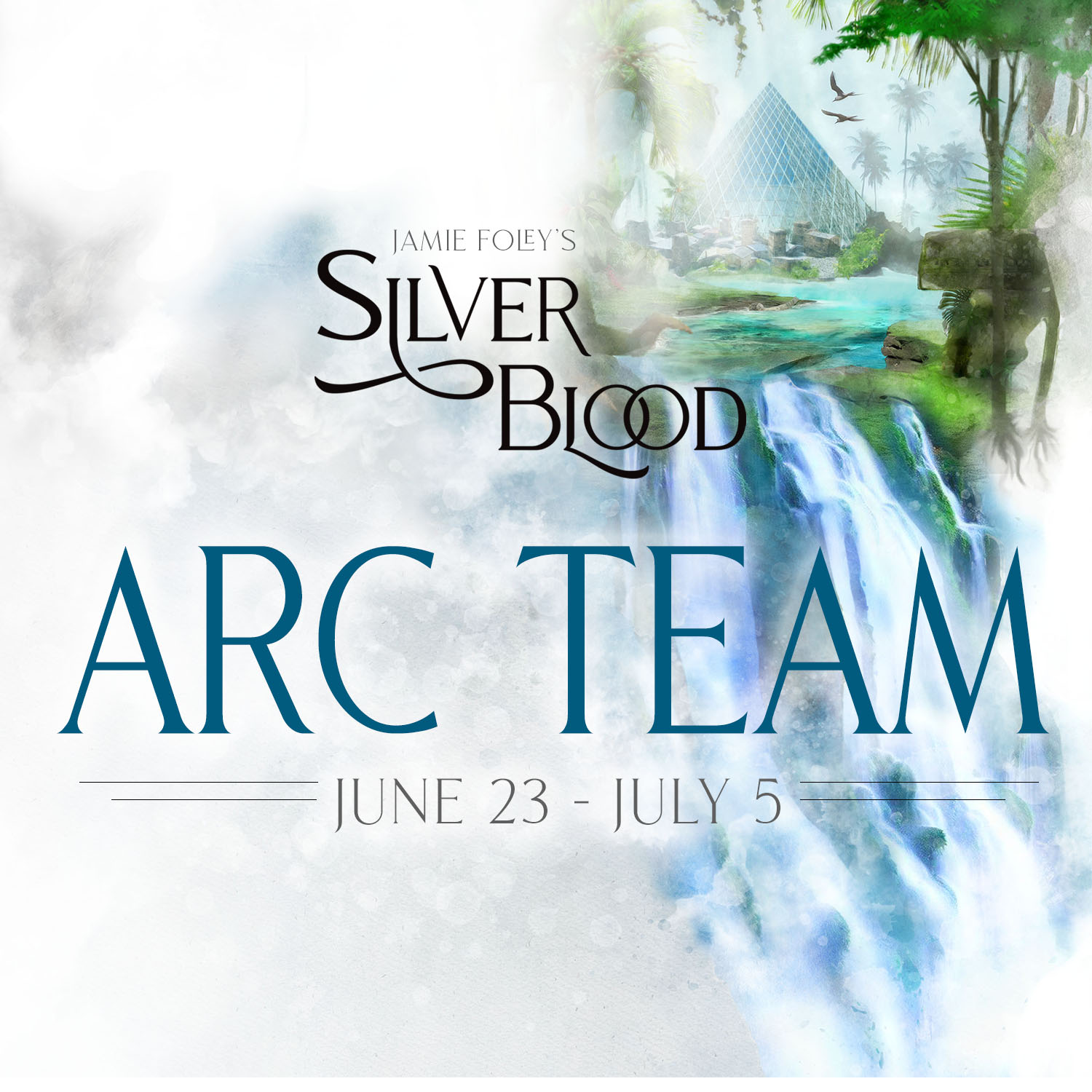 Silverblood e-ARCs now available